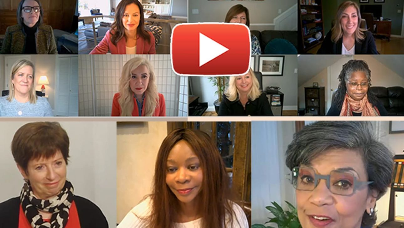 Conference Insider Report video call