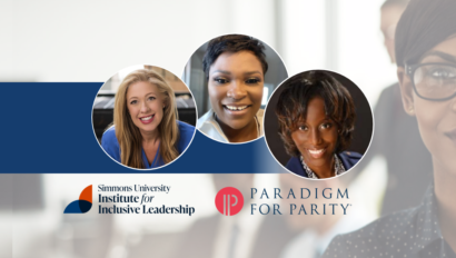 Reshaping the Workplace to Retain and Advance Women Recording